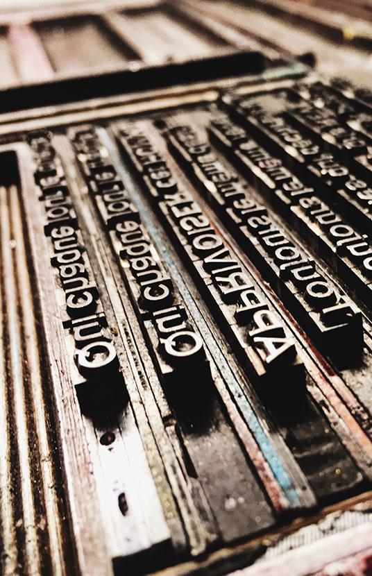 maison ukiyo typographie
